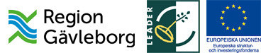 Leader Gästrikebygden LLU / Europeiska Unionen